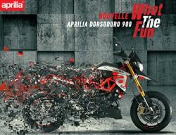 DORSODURO 900 : LA MOTO FUN PAR EXCELLENCE